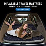 Hepburn's SUV Heavy-duty Backseat Car Inflatable Travel Mattress for Camping / Perfect For Your Minivan or SUV