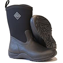Muck Boot Company Women's Arctic Weekend Boot Black Size 10 M US