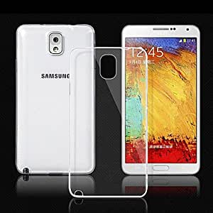 LHY 0.3mm Ultra Thin Style Soft Flexible TPU Cover for Samsung Samsung Galaxy Note 3 (Assorted Colors) , Rose