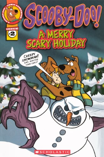 A Merry Scary Holiday (Turtleback School & Library Binding Edition) (Scooby-Doo Comic Storybook) PDF
