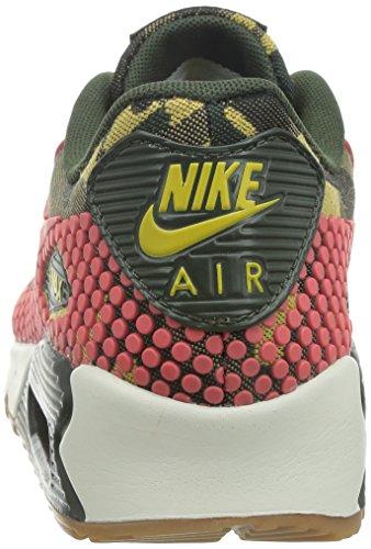 Nike Air Max 1 Ultra Moire Blau / weiÃ? 704995-402 (GröÃ?e: 5.5) Grün