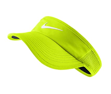Image Unavailable. Image not available for. Color  Nike Women s NikeCourt Featherlight  Tennis Visor ... 57b5ca0b7c4