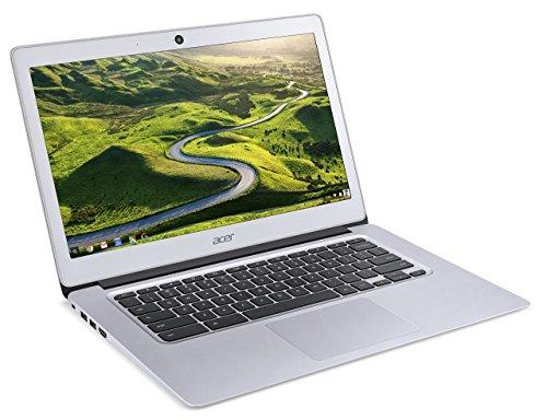 Acer Chromebook 14 CB3 Celeron 14 inch eMMC Silver