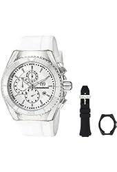 Technomarine Men's TM-115043 Cruise Original Analog Display Quartz White Watch