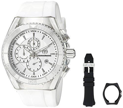 technomarine-mens-tm-115043-cruise-original-analog-display-quartz-white-watch
