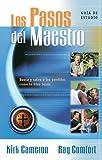 img - for Los Pasos del Maestro: Guia de Estudio del Curso de Entrenamiento Basico (Spanish Edition) book / textbook / text book