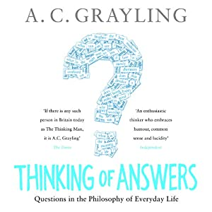 Thinking of Answers Audiobook