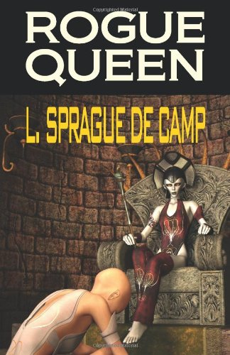Book cover for Rogue Queen