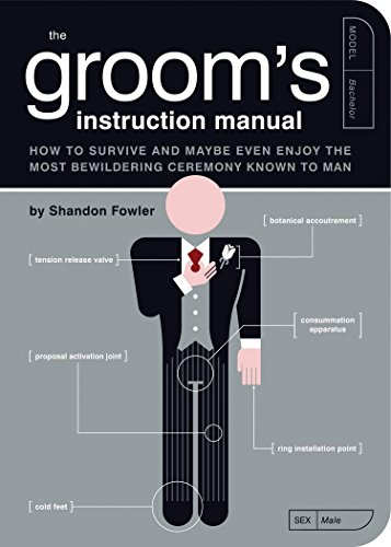 The Groom's Instruction Manual: How to Survive and Possibly Even Enjoy the Most Bewildering Ceremony Known to Man (Owner's and Instruction Manual) by Fowler, Shandon/ Kepple, Paul (ILT)/ Buffum, Jude (ILT)
