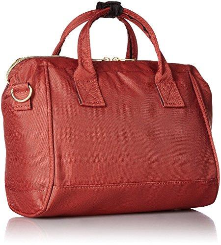 c4ab18ac3f7c Japan Anello MINI SMALL DARK ORANGE 2 Way Unisex Shoulder Bag Poly ...