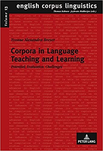 Book Corpora in Language Teaching and Learning: Potential, Evaluation, Challenges (English Corpus Linguistics)