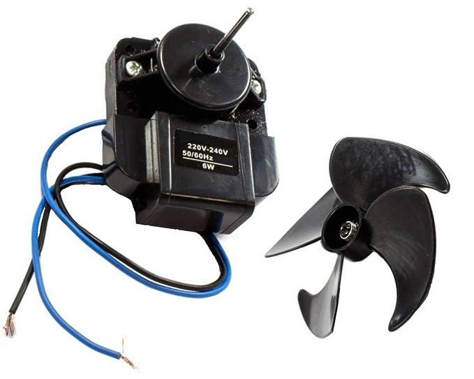 Lazer Electrics - Kit de motor de ventilador para refrigerador ...