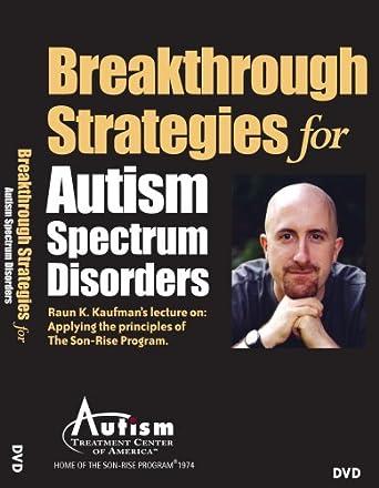 Autism At Center Of New Prime Time Tv >> Amazon Com Breakthrough Strategies For Autism Spectrum Disorders