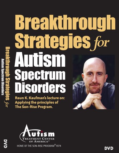 Breakthrough Strategies for Autism Spectrum (Strategies Dvd)