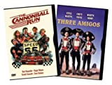 The Cannonball Run/Three Amigos
