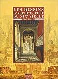 Dessins d'architecture du XIXe siècle
