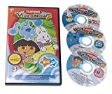 : Videonow Jr. Personal Video Disc 3-Pack: Nick Jr. #1