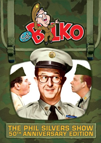 Sgt. Bilko: The Phil Silvers Show-50th Anniversary - Outlet Sands Stores Silver