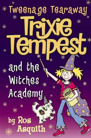 book cover of Trixie Tempest and the Witches\' Academy