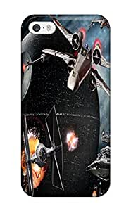 New Style 8904310K398745853 star stars univers Star Wars Pop Culture Cute iPhone 5/5s cases
