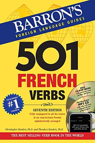 501 French Verbs (Barron