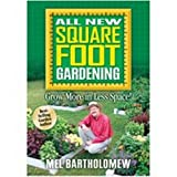 20/Pack Quayside Publishing Grp 149308 Square Foot Gardening