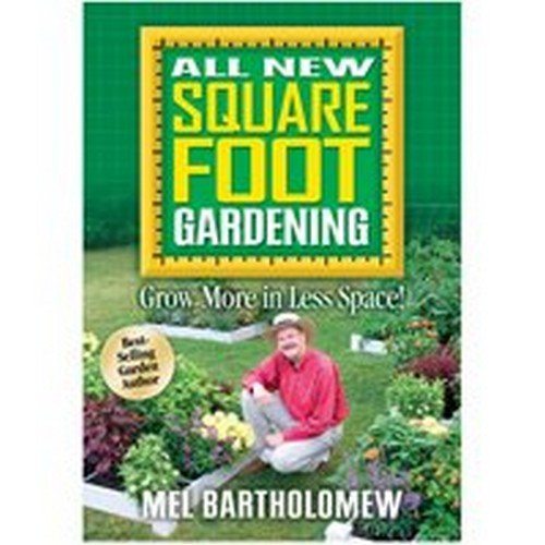 20/Pack Quayside Publishing Grp 149308 Square Foot Gardening by QUAYSIDE PUBLISHING GRP