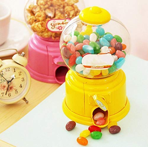 Gwill Cute Candy Dispenser Machine Classic Gumball for sale  Delivered anywhere in USA