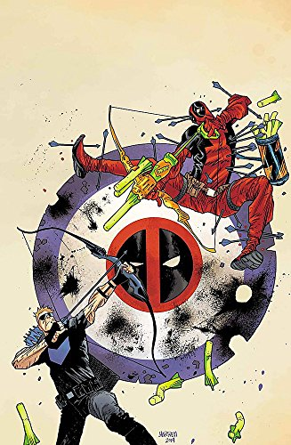 Hawkeye vs. Deadpool]()