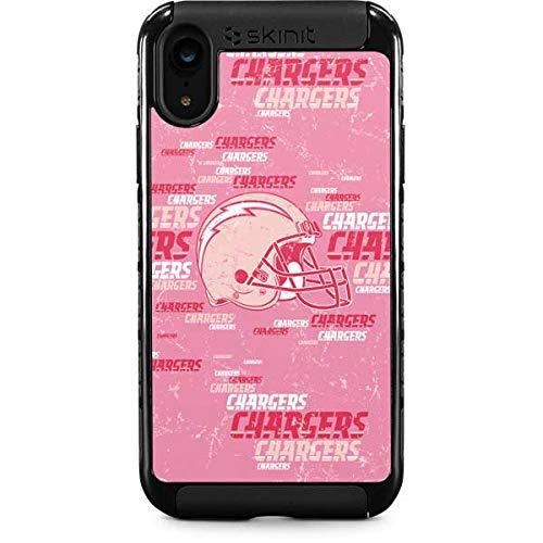 8f13db3f Amazon.com: Skinit Los Angeles Chargers - Blast Pink iPhone XR Cargo ...