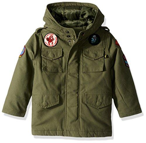 Alpha Industries Boys M-65 Noah Coat
