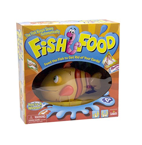 Goliath Fish Food Game (4 Player)
