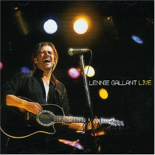 Lennie Gallant Live by CD Baby