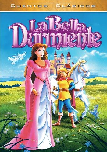 DVD : Bella Durmente (Spanish Version, Spanish Packaging)