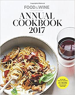 Food wine annual cookbook 2017 an entire year of recipes food food wine annual cookbook 2017 an entire year of recipes food and wine annual cookbook matt moore 9780848752231 amazon books forumfinder Gallery