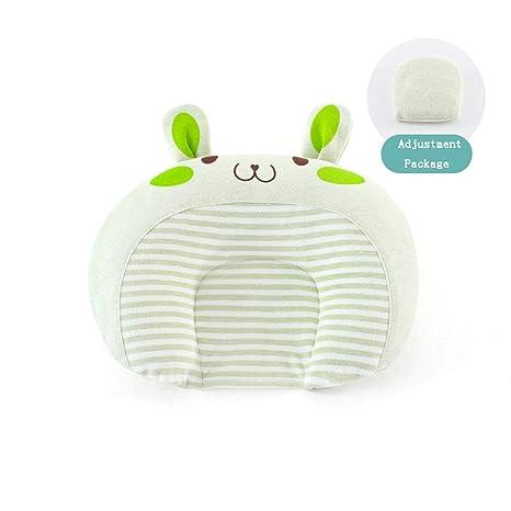 YQ&TL Almohada para bebé de algodón Almohada para bebé de ...