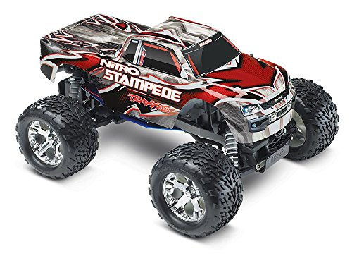 Traxxas Nitro Stampede: 2WD Monster Truc - Nitro Stampede Shopping Results