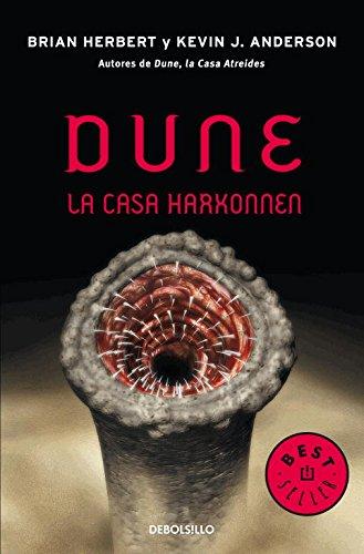 Dune. La Casa Harkonnen (Preludio a Dune 2) Tapa blanda – 8 ene 2013 Frank Herbert DEBOLSILLO 8497593472 Science Fiction - Adventure