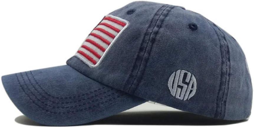 PPSTYLE Moda EE UU Bandera Camuflaje Gorra de b/éisbol para Hombres Mujeres Snapback Sombrero Ej/ército Bandera Americana Bone Trucker Gorras