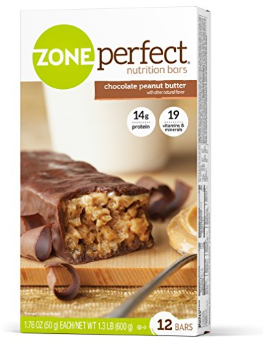 ZonePerfect Nutrition Snack Bars, High Protein Energy Bars ...