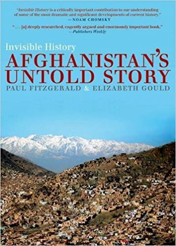 Book Invisible History: Afghanistan's Untold Story