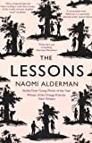 The Lessons by Naomi Alderman front cover