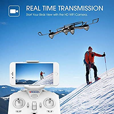 DROCON Training Drone for Beginners with Real-time Video