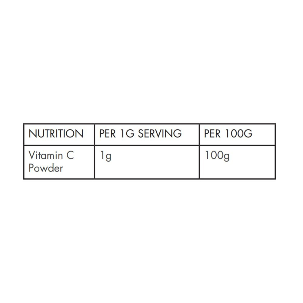 Cutetonic® Polvo de vitamina C ultrafino (ácido L-ascórbico) (1KG): Amazon.es: Salud y cuidado personal