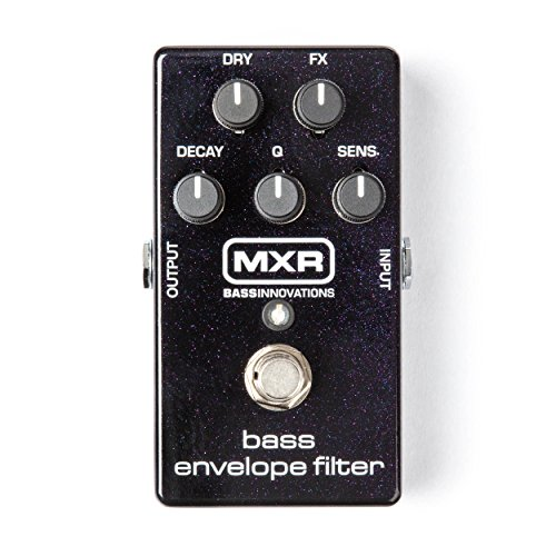 MXR Bass Envelope Filter Effect Pedal from JIM DUNLOP