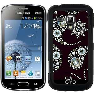 Funda para Samsung Galaxy S Duos S7562 - El Modelo De Paisley by Luizavictorya72