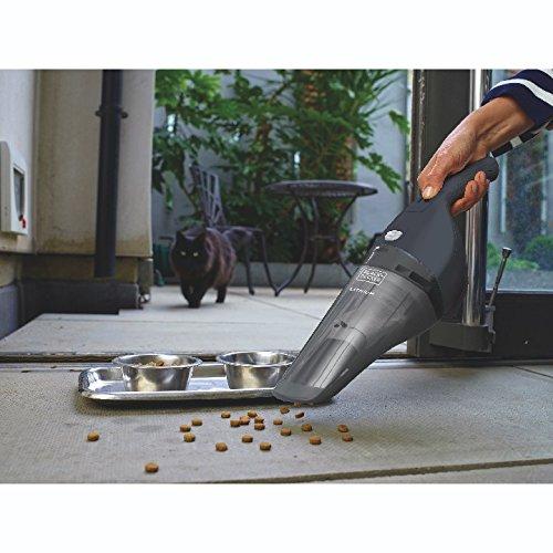 BLACK+DECKER HNV220BCZ01FF Compact Lithium Hand Vacuum 2Ah Kit