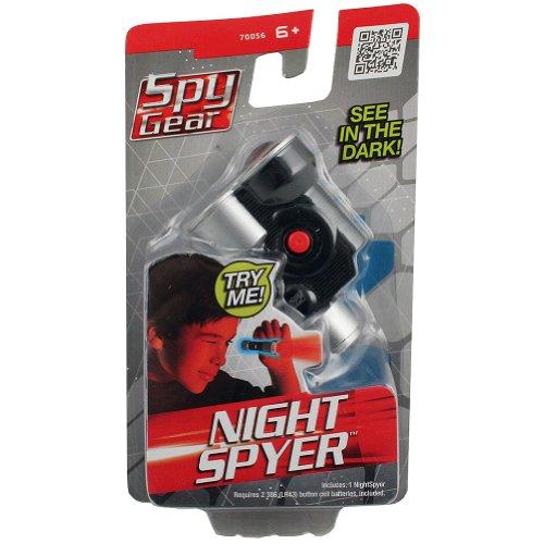 Spy Gear Night Spyer - Equipment Gear Spy