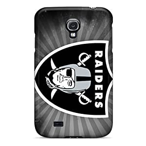 MXcases SUJ2343aAmc Case For Galaxy S4 With Nice Oakland Raiders Appearance