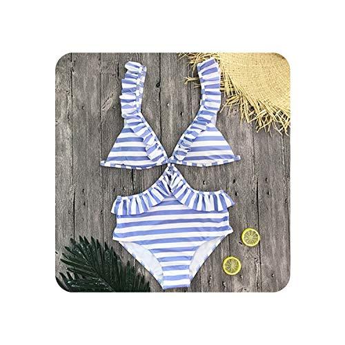 Women Swimwear One Piece Swimsuit Deep V Swimsuit Leaf Print Bathing Suit Backless Beach Wear,NK204B1,L